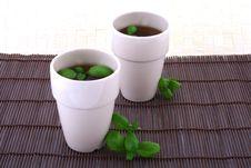 Free Two White Mug Stock Photo - 4631370