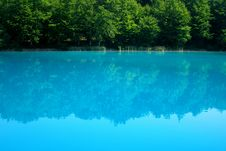 Free Plitvice Lake Royalty Free Stock Photography - 4631897
