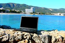 Free Laptop Computer Stock Image - 4632081