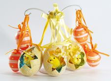 Free Nice Little Easter Decoration Stock Images - 4632774