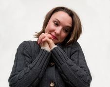 Free Frazzled Woman Stock Images - 4634034