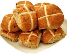 Free Hot Cross Buns Stock Photos - 4635033