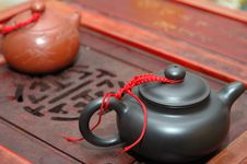 Free Chinese Teapot Stock Images - 4635844