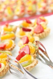 Free Fruit Cakes Stock Photos - 4636973