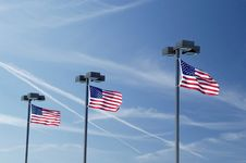 Free Flags Stock Images - 4638424