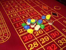 Free Roulette Stock Photos - 4638873