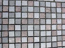 Modern Tiles Stock Image
