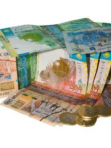 Free Kazahstan Money - Tenge. Stock Images - 4639034