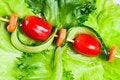 Free Vegetables On Skewer Stock Image - 4640161