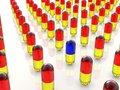 Free 3d Pills Royalty Free Stock Image - 4640526
