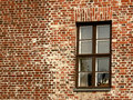 Free Toy Ship In A Window Stock Photo - 4642010