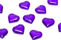 Free Many Hearts On White Royalty Free Stock Images - 4642029