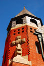 Free Cross On Church Bell Tower Stock Photos - 4643933
