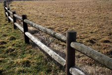 Free Wooden Fence Stock Photo - 4640960