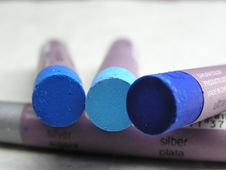 Free Blue Pastels Stock Photography - 4640982