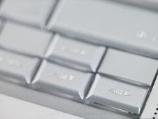 Free Keyboard End Key Royalty Free Stock Image - 4641026