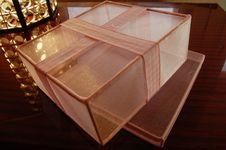 Free Box  Scarlet Stock Image - 4641641