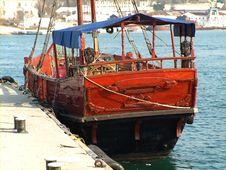 Free Pleasure-boat Royalty Free Stock Photos - 4641688