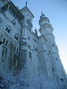 Free Castle In Bavaria Royalty Free Stock Photo - 4642125