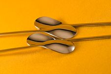 Free Tea Spoons Royalty Free Stock Images - 4642189