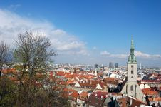 Free Bratislava Royalty Free Stock Images - 4642359