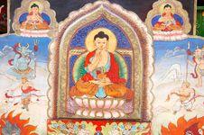 Free Buddhas Stock Photography - 4644182