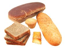 Free Bread Royalty Free Stock Photography - 4644827