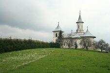 Free Romanian Orthodox Monastery Stock Photography - 4645922