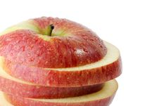 Free Red Apple Stock Photography - 4647002