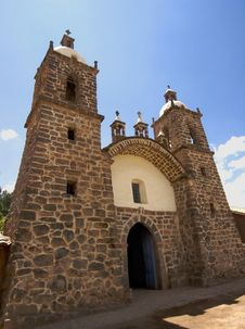 Free Old Stone Church Stock Photography - 4648302