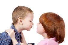 Free Kiss Royalty Free Stock Photography - 4648927