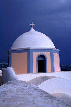 Free Santorini Stock Photography - 4649362