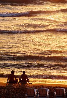 Free Beach Stock Image - 4649461