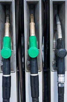 Free Fuel Pumps Stock Images - 4649534