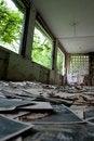 Free Ruined Old Hospital Stock Photo - 4655150