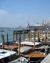 Free Boats In Venice Royalty Free Stock Photo - 4657495