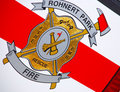 Free Fire Department Insignia Royalty Free Stock Image - 4659306