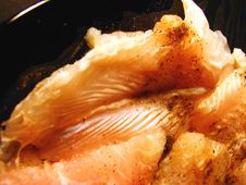 Free Raw Fish Royalty Free Stock Image - 4650516