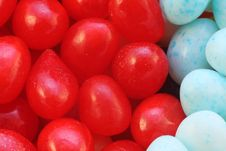 Free Candy Easter Eggs Royalty Free Stock Images - 4650789
