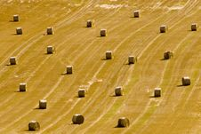 Free Straw Bales Stock Photo - 4651210