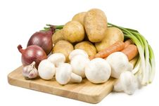 Free Still-life With Vegetables. Stock Images - 4651814