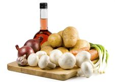 Free Still-life With Vegetables. Stock Images - 4651844