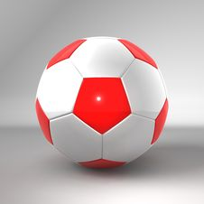 Free Soccer Ball Royalty Free Stock Photo - 4652685