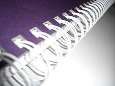 Free Dynamic Spiral Binding Stock Image - 4652841