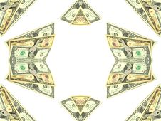 Free Background From Dollars Royalty Free Stock Image - 4653076