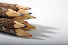 Free Vintage Pencils Stock Photos - 4653143