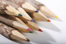 Free Vintage Pencils Royalty Free Stock Photo - 4653235
