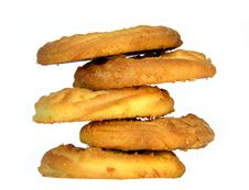 Free Cookies Royalty Free Stock Photography - 4653677