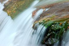 Free Waterfall Royalty Free Stock Photography - 4654337