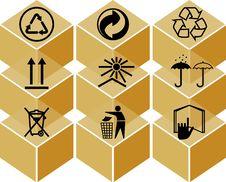 Free Symbol, Packing Royalty Free Stock Image - 4654536
